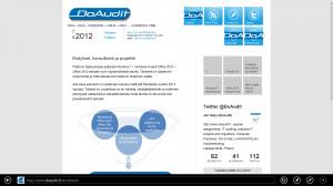 DoAudit Oy - Windows 8, Office 2013 ja Office365 koulutus konsultointi ja projektit