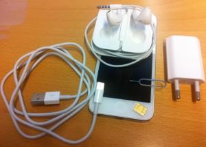Apple iPhone 5 myyntipakkaus