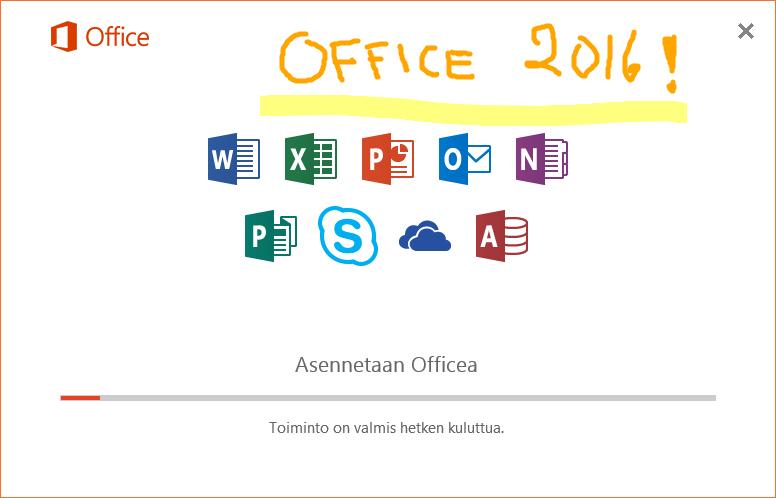 Office-2016-asennus