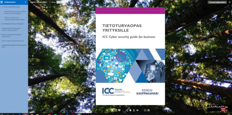 Yritysten tietoturvaopas (uusinta kesältä 2018)