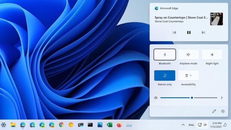 Windows 11 — uudet pikanäppäimet